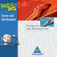 Elemente der Mathematik, Lernsoftware MatheBits: Terme und Gleichungen, 1 CD-ROM