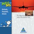 Elemente der Mathematik, Lernsoftware MatheBits: Dreisatz, Prozente, Zinsen, 1 CD-ROM