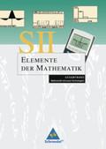 Elemente der Mathematik SII, Mathematik mit neuen Technologien: Allgemeine Ausgabe 2006: Gesamtband