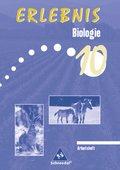 Erlebnis Biologie, Ausgabe Sachsen, Neubearbeitung: 10. Schuljahr, Arbeitsheft