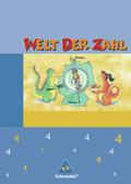 Welt der Zahl, Ausgabe Grundschule Nord: 4. Schuljahr, Schülerband