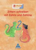 Ziffern schreiben mit Zahlix und Zahline