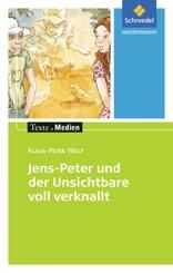 Jens-Peter und der Unsichtbare, Textausgabe mit Materialien