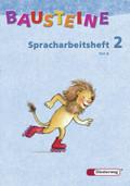 Bausteine Deutsch, Spracharbeitshefte: Spracharbeitsheft 2. Klasse, Teil A/B, 2 Bde.