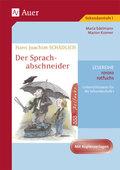 Hans Joachim Schädlich 'Der Sprachabschneider'
