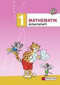 Mathematik-Übungen, Arbeitshefte (2006): Arbeitsheft 1