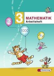 Mathematik-Übungen, Arbeitshefte (2006): Arbeitsheft 3