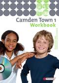 Camden Town, Ausgabe Realschule: Workbook, m. Audio-CD; Bd.1