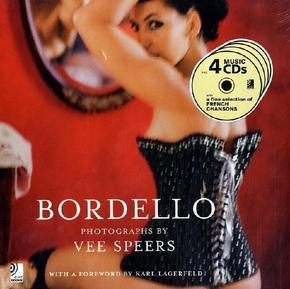 Bordello, Bildband u. 4 Audio-CDs