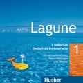 Lagune - Deutsch als Fremdsprache: 3 Audio-CDs; Bd.1