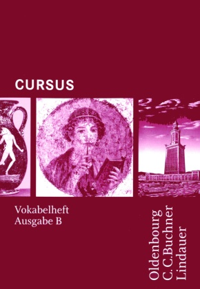 Cursus, Ausgabe B: Vokabelheft