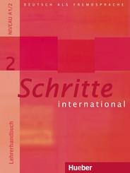 Schritte international - Deutsch als Fremdsprache: Lehrerhandbuch