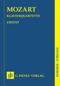 Klavierquartette g-Moll KV 478 und Es-Dur KV 493, Studienpartitur