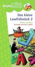 miniLÜK: Das kleine Lesefrühstück - Tl.2