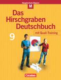 Das Hirschgraben Deutschbuch, Mittelschule Bayern: 9. Schuljahr, Schülerbuch, M-Klassen