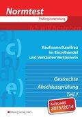 Kaufmann/Kauffrau im Einzelhandel und Verkäufer/-in - Gestreckte Abschlussprüfung Teil 1