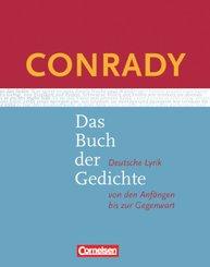 Conrady: Das Buch der Gedichte - Deutsche Lyrik von den Anfängen bis zur Gegenwart - Aktuelle Ausgabe