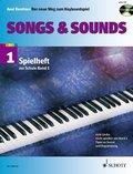 Songs & Sounds, für Keyboard, m. Audio-CD - Bd.1