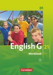 English G 21 - Ausgabe D - Band 1: 5. Schuljahr