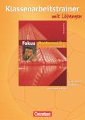 Fokus Mathematik, Gymnasium Rheinland-Pfalz: 5. Schuljahr, Klassenarbeitstrainer