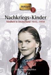 Nachkriegs-Kinder, Kindheit in Deutschland 1945-1950