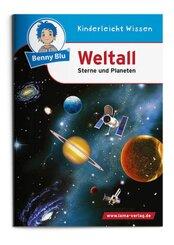 Benny Blu: Weltall, Neuausgabe; 127