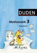 Duden Mathematik, Ausgabe Grundschule östliche Bundesländer und Berlin: 3. Klasse, Arbeitsheft