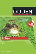 Duden Biologie, Gymnasium Berlin: 7./8. Klasse, Lehrbuch
