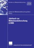 Jahrbuch zur Mittelstandsforschung - Bd.2/2005