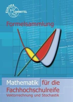 Mathematik für die Fachhochschulreife, Formelsammlung