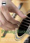 Picking Basics, m. Audio-CD - Bd.2