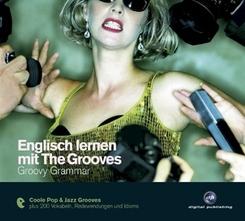 Englisch lernen mit The Grooves - Groovy Grammar, 1 Audio-CD - Vol.2