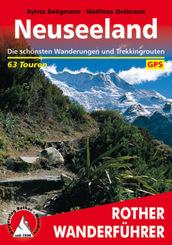 Rother Wanderführer Neuseeland