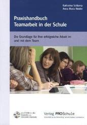 Praxishandbuch Teamarbeit in der Schule, m. CD-ROM