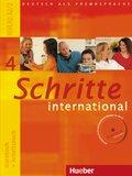 Schritte international - Deutsch als Fremdsprache: Kursbuch + Arbeitsbuch, m. Arbeitsbuch-Audio-CD; Bd.4