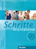 Schritte international - Deutsch als Fremdsprache: Kursbuch + Arbeitsbuch, m. Audio-CD/CD-ROM; Bd.5