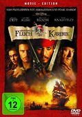 Fluch der Karibik, Movie Edition, 1 DVD, dtsch., engl. u. italien. Version