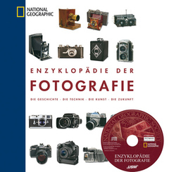 Enzyklopädie der Fotografie, m. CD-ROM