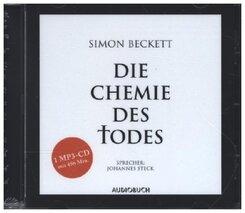 Die Chemie des Todes, 1 MP3-CD