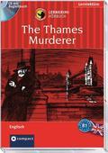 Der Themse-Mörder, 1 Audio-CD m. Begleitbuch