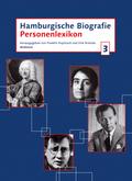 Hamburgische Biografie - Bd.3