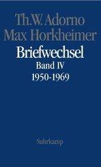 Briefwechsel 1927-1969 - Bd.4