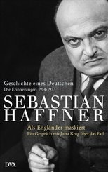 Geschichte eines Deutschen - Als Engländer maskiert
