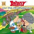 Asterix und der Arvernerschild, 1 Audio-CD