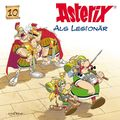Asterix als Legionär, 1 Audio-CD