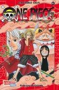 One Piece - Kriegserklärung