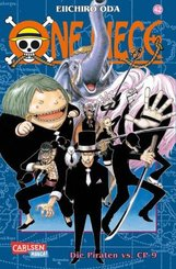 One Piece - Die Piraten vs. CP 9