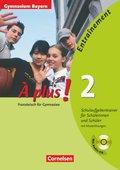 À plus!: Schulaufgabentrainer, m. Audio-CD (Für Bayern); Bd.2