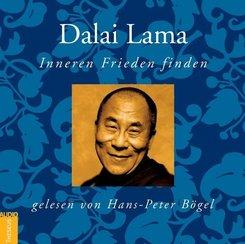 Inneren Frieden finden, 1 Audio-CD