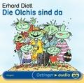 Die Olchis sind da, 1 Audio-CD